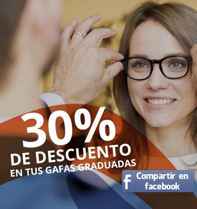 Promoción en gafas graduadas